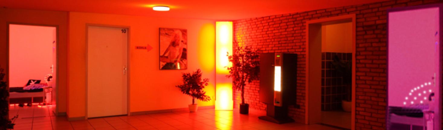 Innenbereich - Eroscenter Bünde